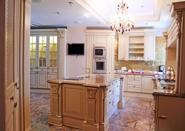 Historic Kitchen Design & Renovation