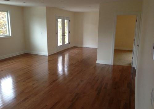 Wood Floor Installations