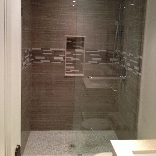 Shower Renovation toronto elegant bathroom renovation contractor - iremodel