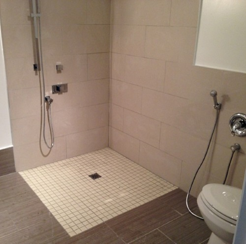 Handicapped Bathroom Renovation