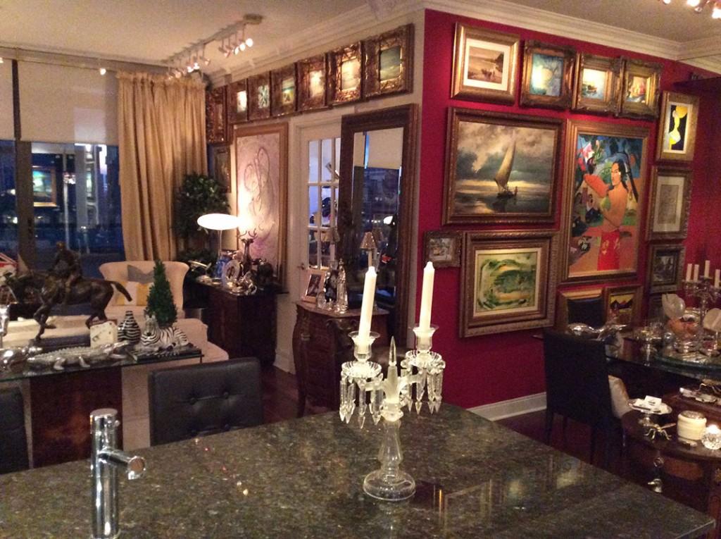 Custom interior design in toronto richmond hill iremodel for Interior decorator richmond va