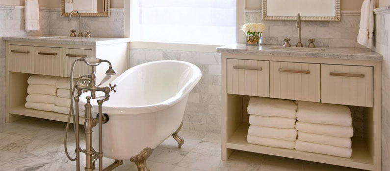 8 Tricks to Creating an Incredible Master Bathroom