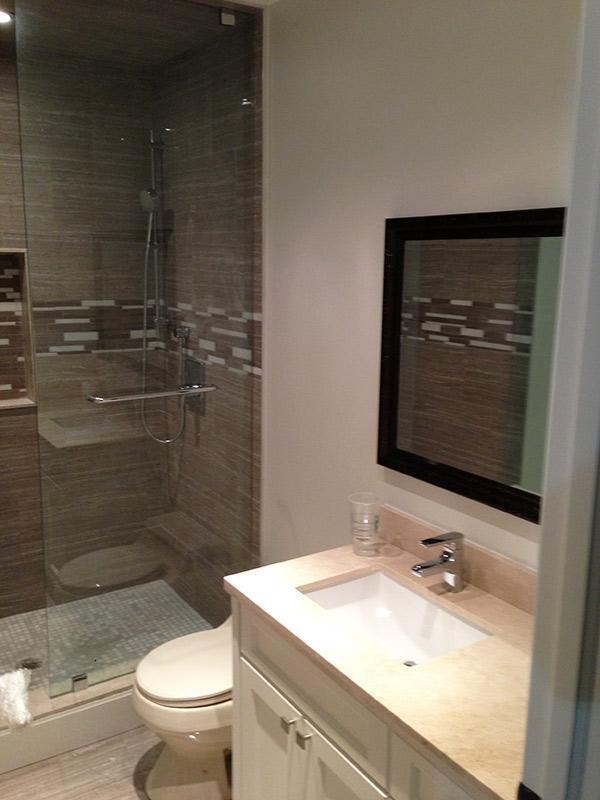 Bathroom Makeover Toronto toronto elegant bathroom renovation contractor - iremodel