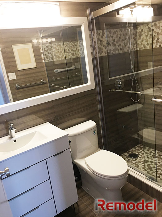 Toronto Elegant Bathroom Renovation Contractor