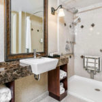 handicap accessible bathroom design and renovation
