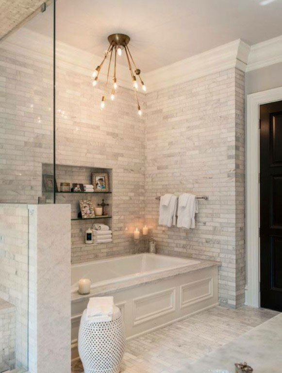 Toronto Elegant Bathroom Renovation Contractor IRemodel - Bathroom remodeling toronto