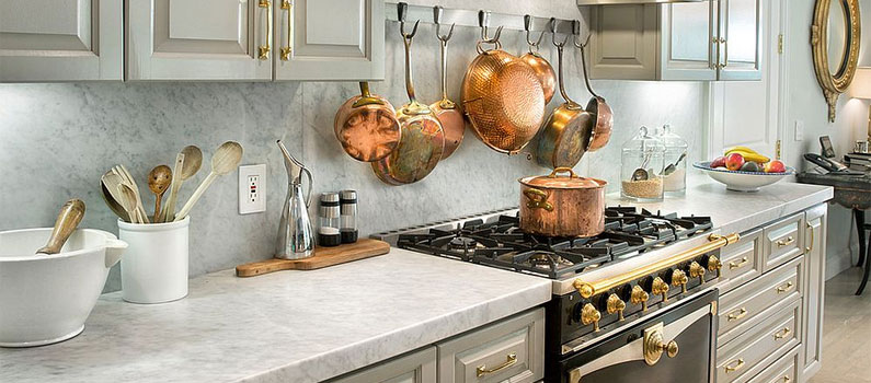 Mixed Metal Design Trends for Your Kitchen