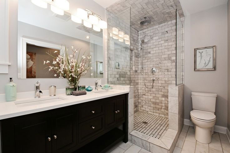 Ideas For Bathroom Remodeling A Small Bathroom | Toronto Elegant Bathroom Renovation Contractor Iremodel