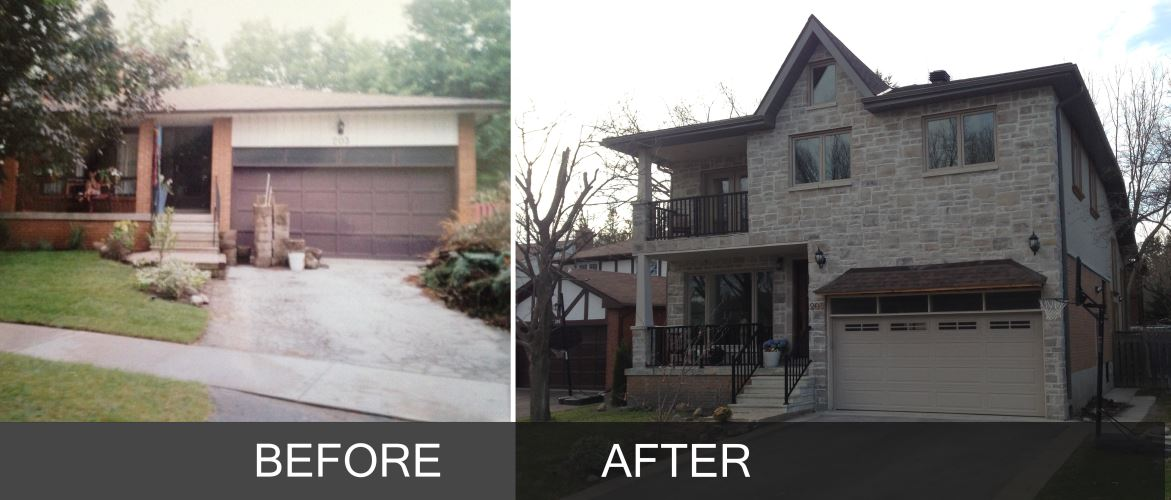addition before and after