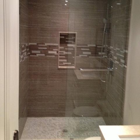 Bathroom Shower Renovation 1