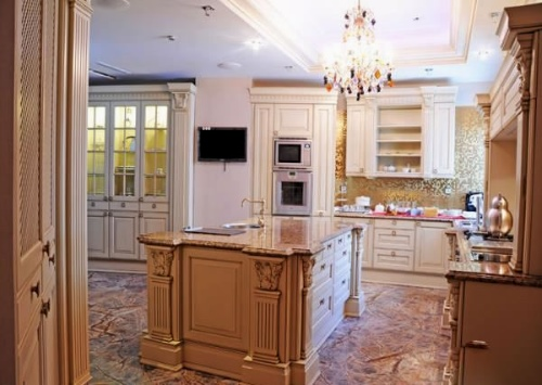 Historic Kitchen Remodelling