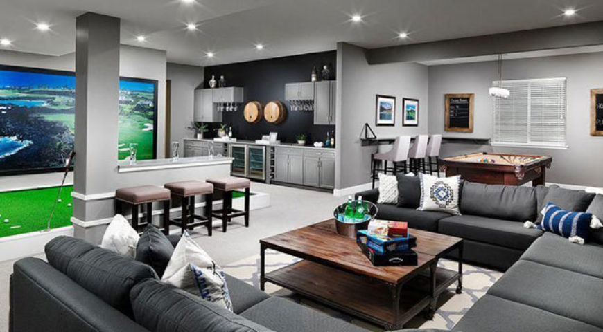 7 Ways to Transform Your Basement Space
