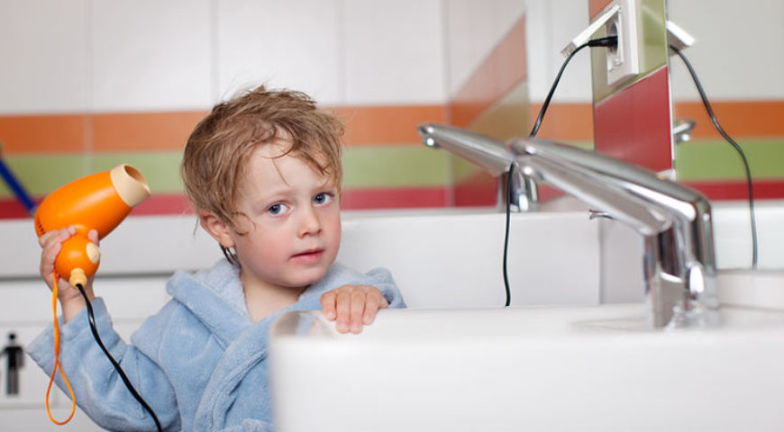 Protect Your Bathroom from Your Children with These Simple Tips!