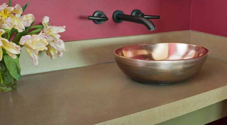 Refresh your Bathroom with a New Countertop