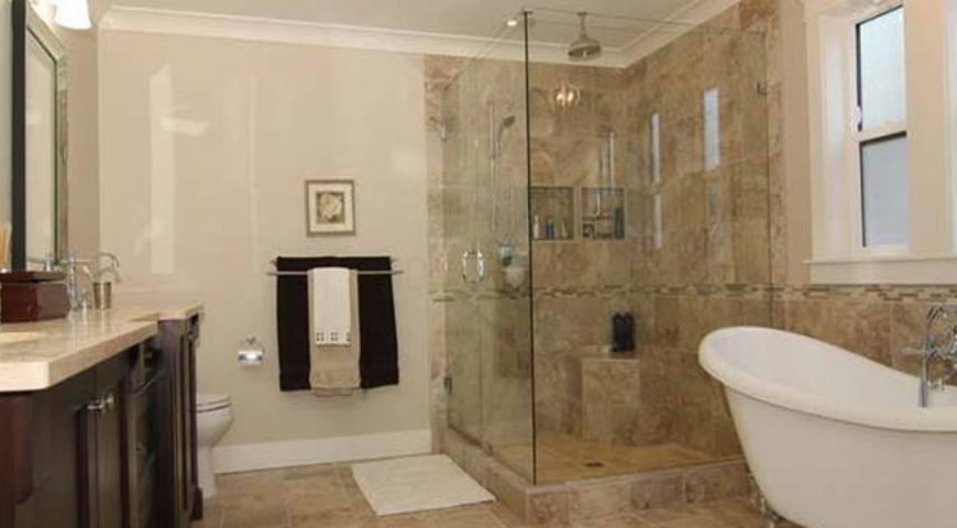 Designing a Beautiful Shower Enclosure