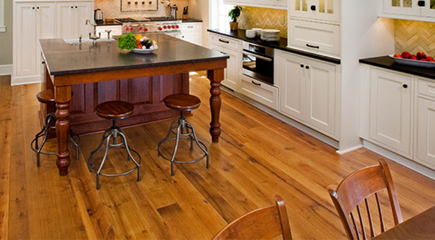 Are Hardwood Floors a Good Idea in the Kitchen?