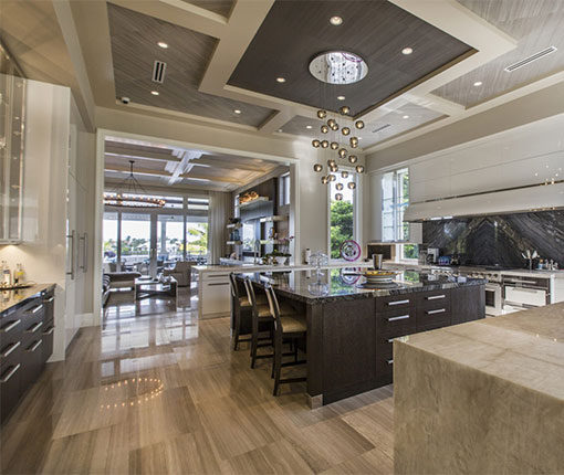 Luxury Custom Home Renovation Project