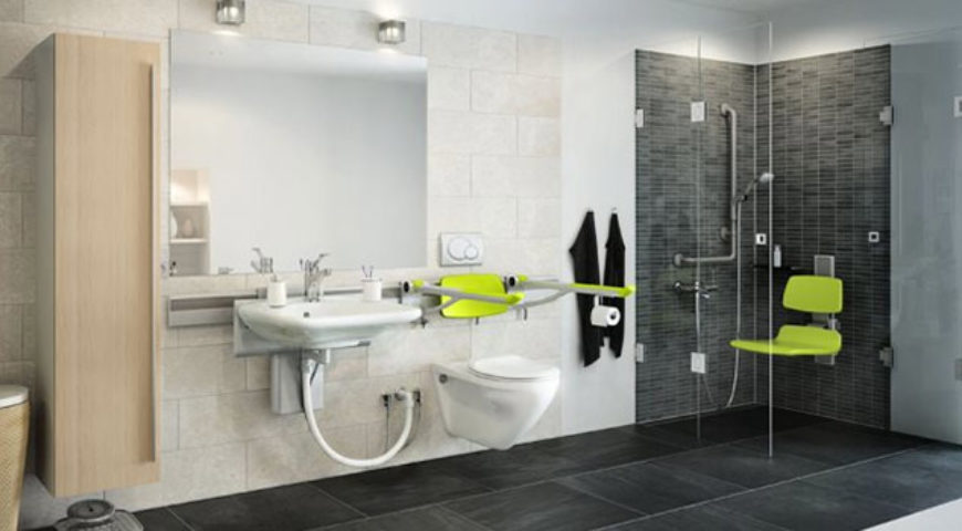 Designing a Bathroom with Mobility Issues in Mind