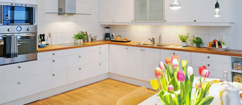 Inspire the Feel of your Kitchen with a Scandinavian Design