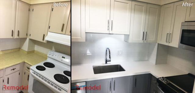 Small Kitchen Renovation Iremodel