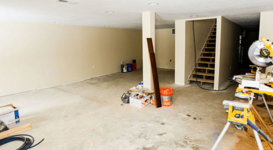 5 Tips on Keeping Your House Tidy During a Remodeling